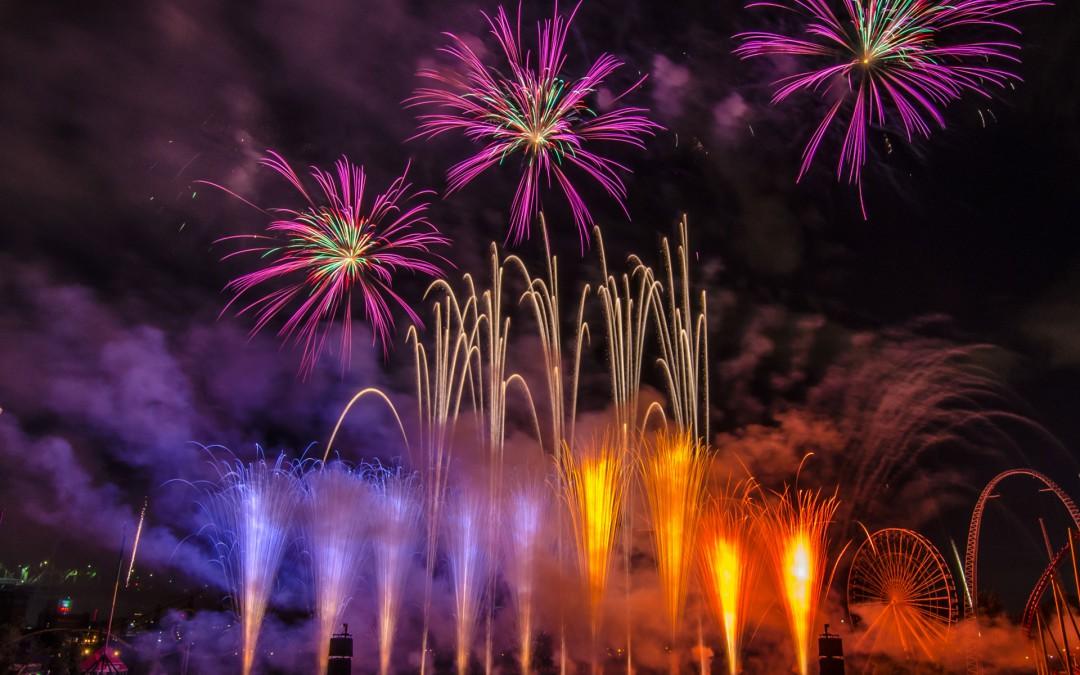 Geen vuurwerkverkoop op 31 december!