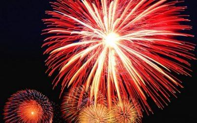 Spectaculaire vuurwerkshow 2016/2017