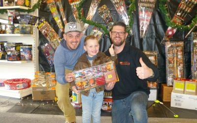 Winnaar: Wesley Notmeijer Facebook actie  Happy half Year