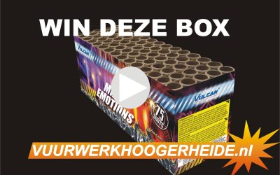 Win actie Mixed Emotions 1009