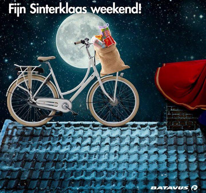 Prettig Sinterklaas-weekend!