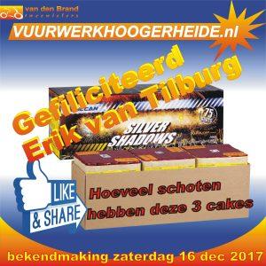 Facebookactie 2 winnaar Erik van Tilburg