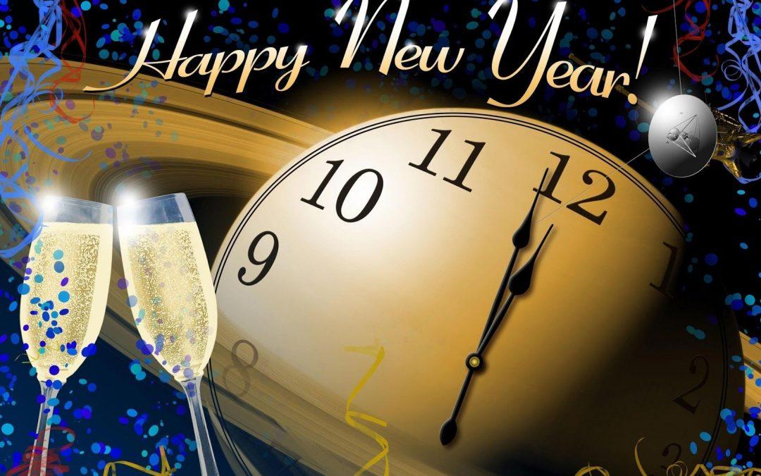 Wij wensen jullie een fantastisch 2019!