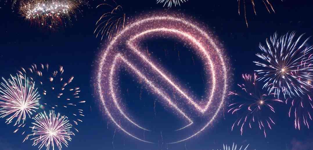 Tijdelijk vuurwerkverbod 2020